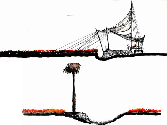 seccion-boceto-proyecto-parador-de-flores